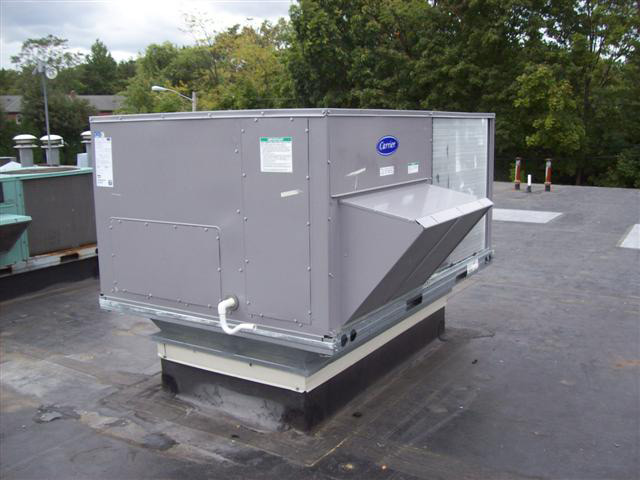 Commercial Hvac Makeup Systems Rooftops Exhaust Fans